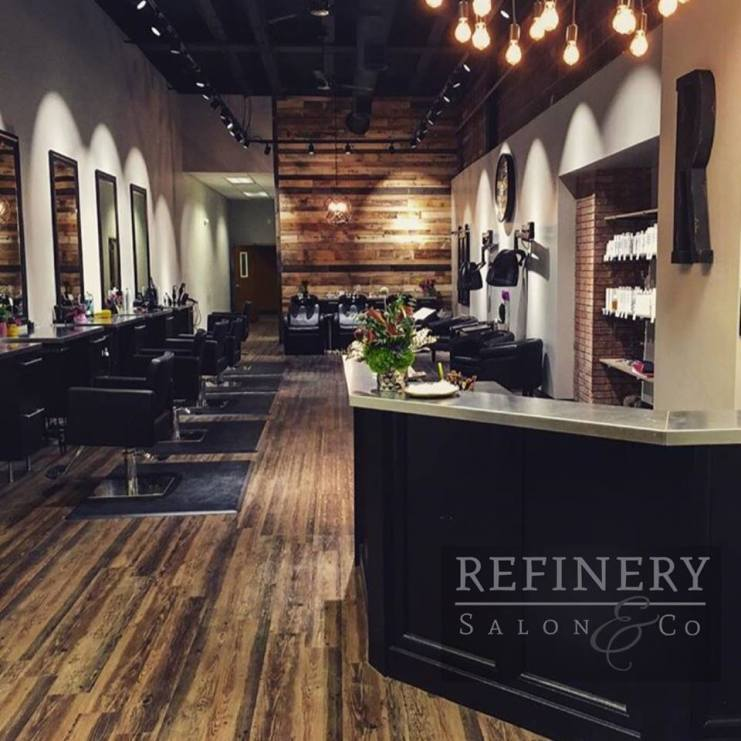 Refinery Salon 1